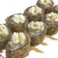 Hossomaki (rotolino di riso con alga esterna)