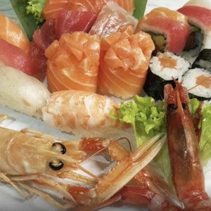 Menù: sushi