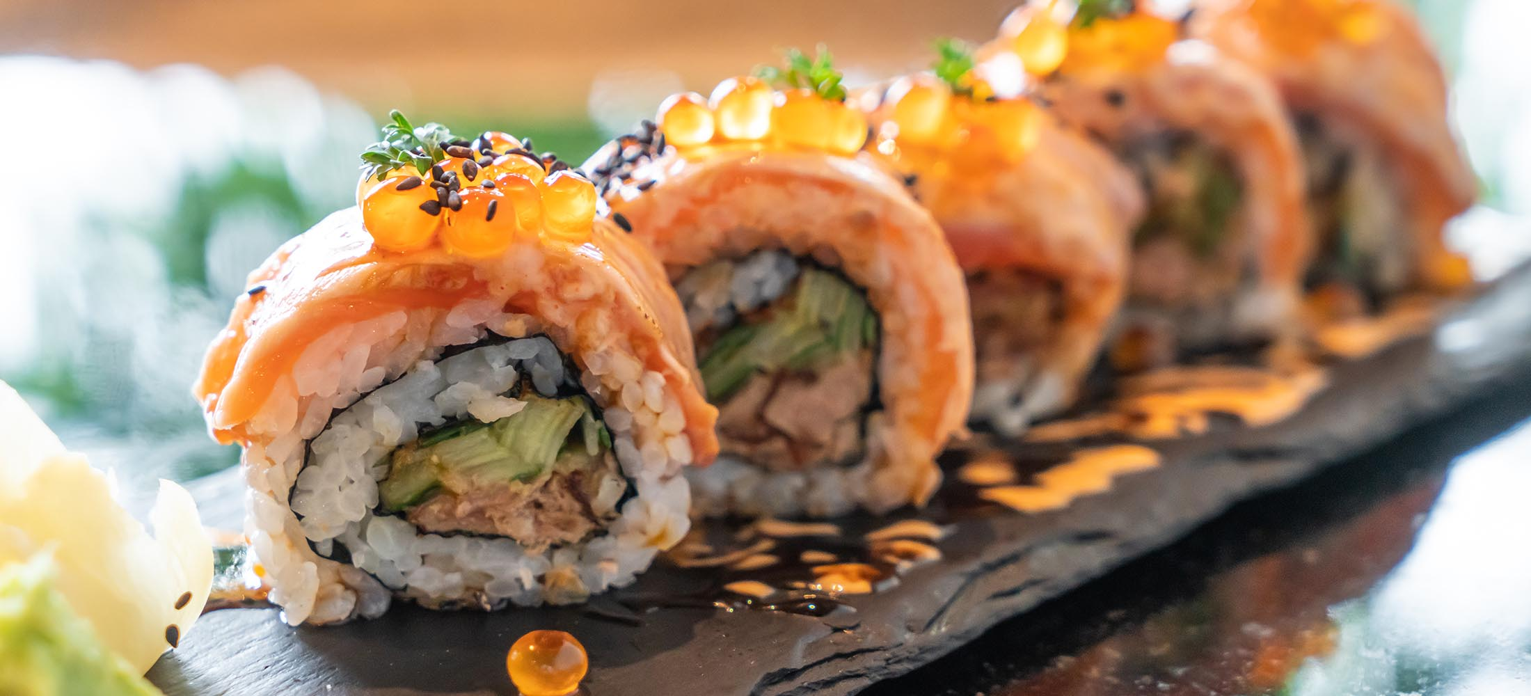 Tama sushi ristorante giapponese Vertemate
