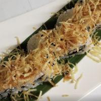 Uramaki (rotolino medio con riso esterno - 8pz)